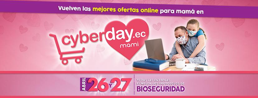 Cyber Day Ecuador 2021 Mami